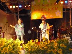 Sommermärchen in Götzingen Juli 2011